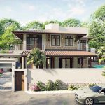 Thiết kế mẫu Villa resort cho khách Vip tại Vĩnh Phúc