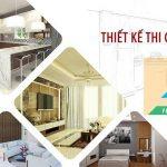 Thiết kế thi công nội thất chuyên nghiệp tại Vĩnh Phúc