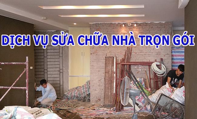 Dịch vụ sửa chữa nhà trọn gói tại Vĩnh Phúc