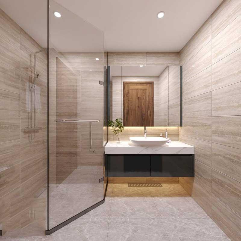 Nội thất phòng wc 1 – Góc View 2