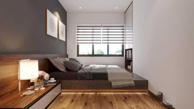 Nội thất phòng ngủ 1 – Góc view 1