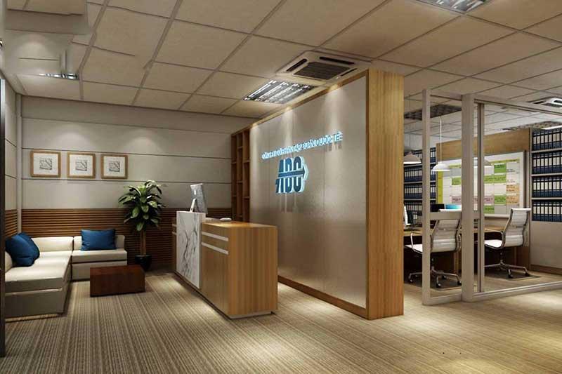 Thiết kế nội thất văn phòng tại Vĩnh Phúc