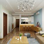 Thiết kế thi công nội thất chung cư chuyên nghiệp tại Vĩnh Phúc