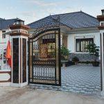 Thiết kế nhà vườn mái nhật tại Vĩnh Phúc