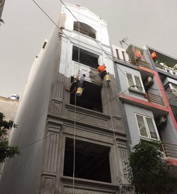 Thi công sơn nhà trọn gói tại Vĩnh Phúc
