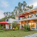 Thiết kế thi công biệt thự nhà vườn tại Vĩnh Phúc