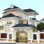 Thiết kế nội thất biệt thự tại Vĩnh Phúc