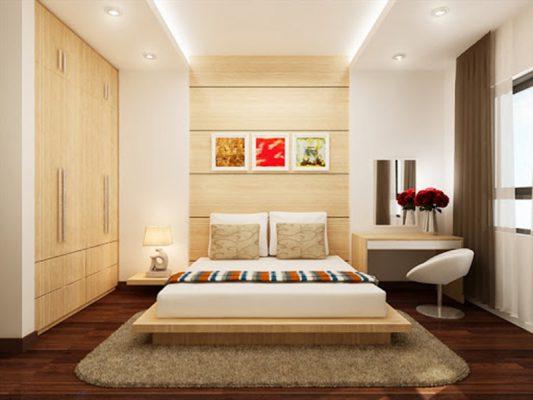 Nội thất gỗ phòng ngủ