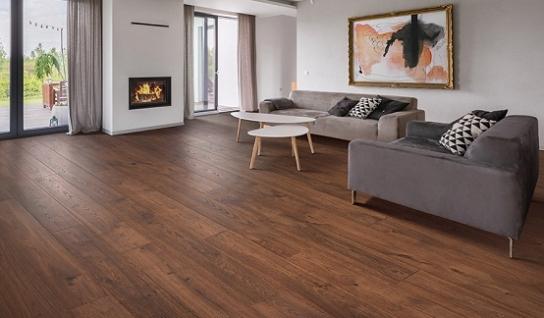 Những ưu điểm khi dùng sàn gỗ công nghiệp