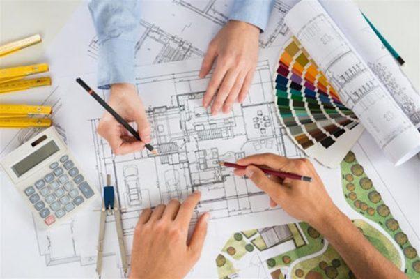 Xây dựng ý tưrởng và thiết kế nội thất nhà ở