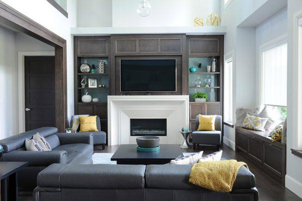 thiết kế phong cách nội thất 2021