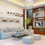 Thiết kế nội thất phòng khách đẹp tại Vĩnh Phúc