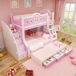 Thiết kế thi công nội thất phòng ngủ cho bé tại Vĩnh Phúc