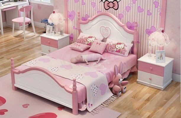 nội thất phòng ngủ cho bé tại Vĩnh Phúc