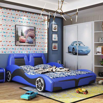 Phòng ngủ cho bé trai