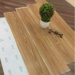 Thi công sàn gỗ công nghiệp – Sàn nhựa giả gỗ tại Vĩnh Phúc