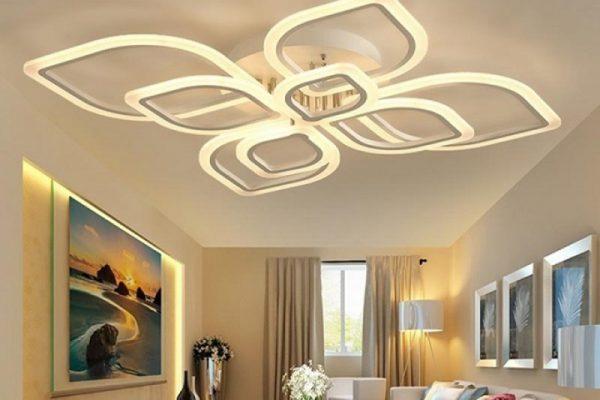 Thiết kế thi công nội thất trần nhà