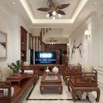 Thiết kế thi công nội thất gia đình tại Vĩnh Phúc