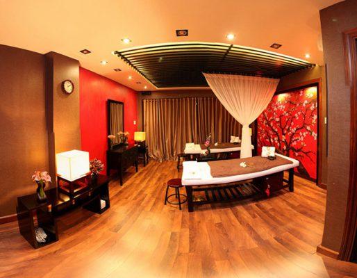 Thiết kế thi công nội thất SPA tại Vĩnh Phúc