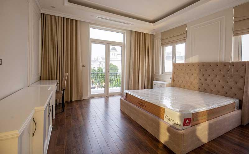 Thiết kế nội thất tân cổ điển phòng ngủ Cao cấp