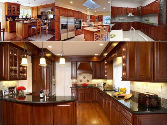 nội thất tủ bếp đẹp