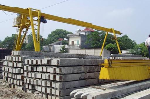 Dịch vụ ép cọc bê tông tại Vĩnh Phúc
