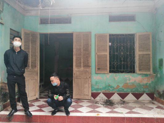 Khảo sát cải tạo sửa chữa nhà anh Trọng tại Vĩnh Phúc