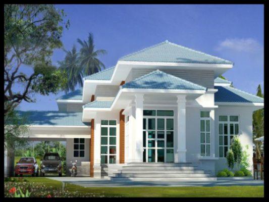 Công ty thiết kế nhà cấp 4 dưới 500 triệu tại Vĩnh Phúc