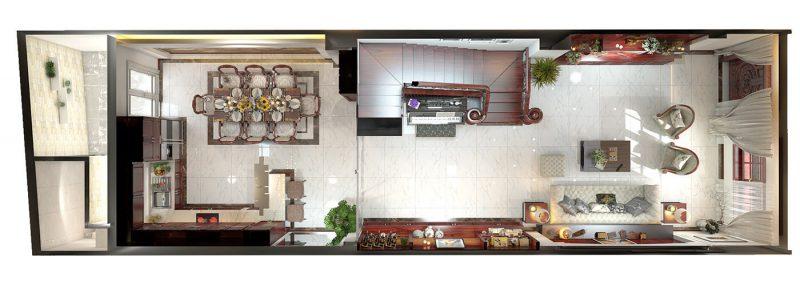 Công ty kiến trúc top 1 tại Vĩnh Phúc