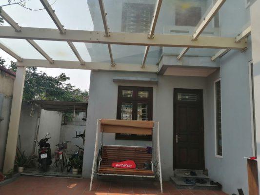 Khảo sát sửa chữa cải tạo biệt thự 3 tầng anh Bắc tại Phúc Yên Vĩnh Phúc