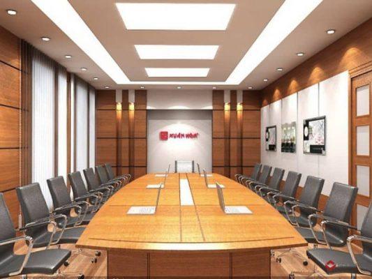 Nội thất phòng họp lớn