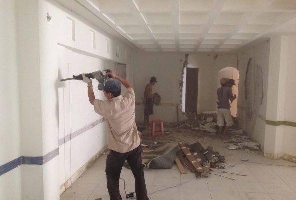 Dịch vụ sửa nhà theo yêu cầu