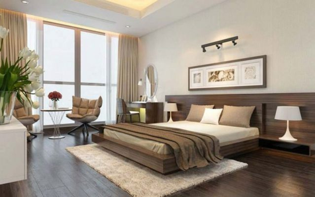 Nội thất phòng ngủ đẹp hợp phong thủy