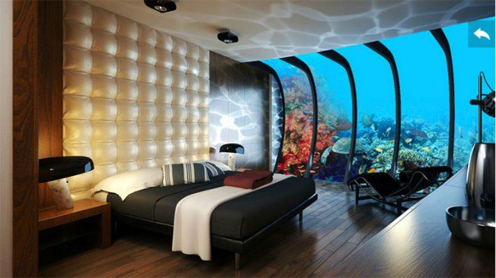 Phòng nghỉ khách sạn ấn tượng