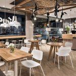 Thi công quán cafe trọn gói tại Vĩnh Phúc