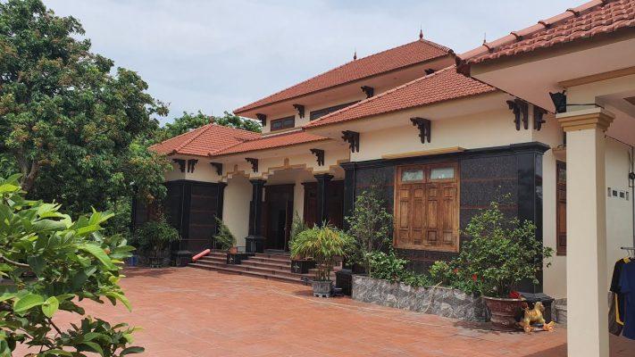 Báo giá thiết kế và thi công nhà vườn chữ U tại Vĩnh Phúc