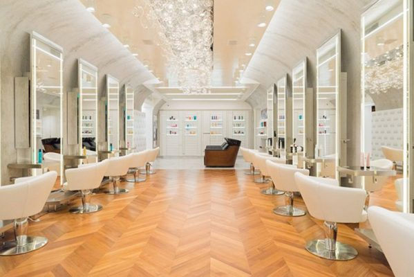 Thiết kế nội thất salon tóc