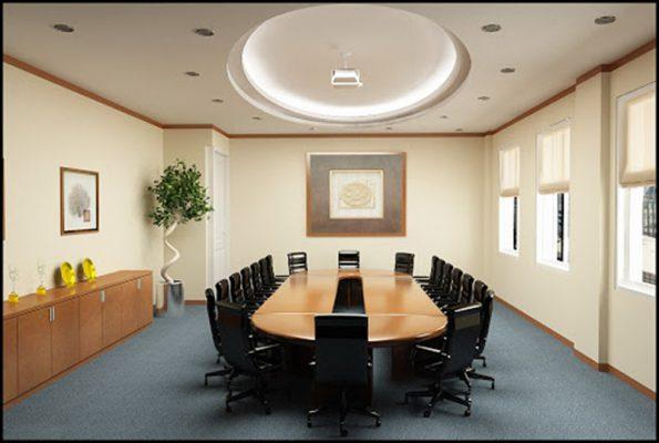 Thiết kế thi công phòng họp đẹp