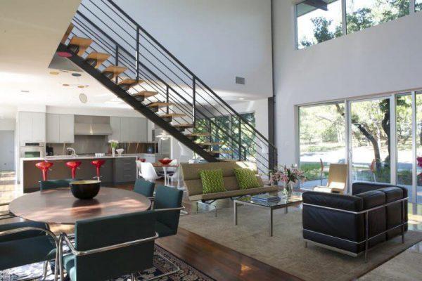 Thiết kế nội thất phòng khách đẹp hiện đại tại Vĩnh Phúc