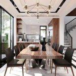 Thiết kế thi công nội thất phòng ăn tại Vĩnh Phúc