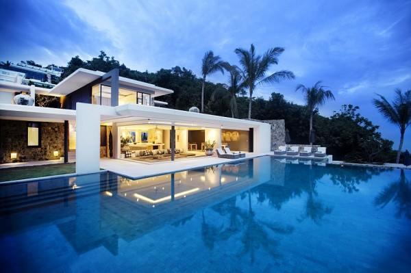 Thiết kế mẫu biệt thự nghỉ dưỡng đẹp ấn tượng