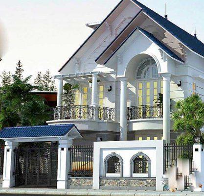 Các mẫu nhà 2 tầng 9x12 m2 đẹp nhất tại Vĩnh Phúc
