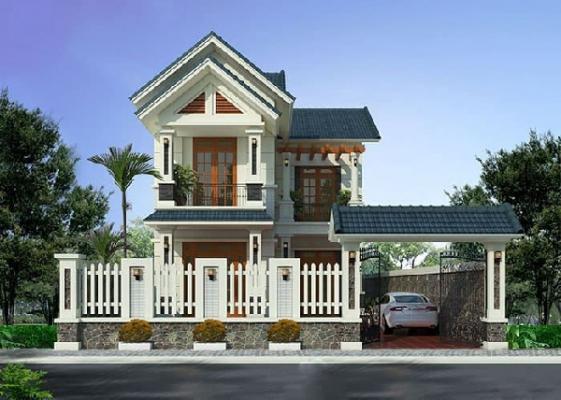 Công ty thiết kế thi công nhà trọn gói tại Vĩnh Phúc