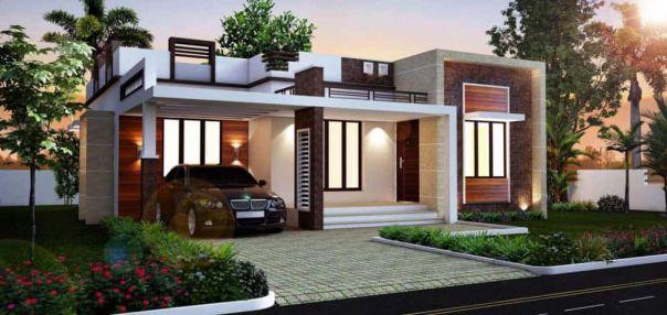Những mẫu nhà cấp 4 đẹp và hiện đại nhất tại Vĩnh Phúc
