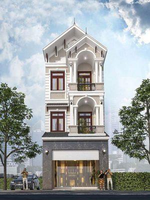 Mẫu nhà mái thái đẹp nhất tại Vĩnh Phúc