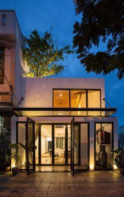 Thiết kế nhà ở 750 triêu