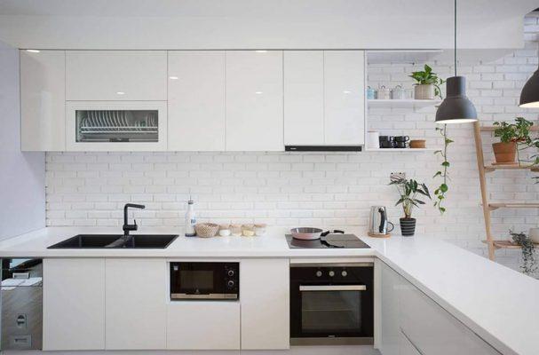 Không gian sống lý tưởng với 750 triệu- phòng bếp+ phòng ăn