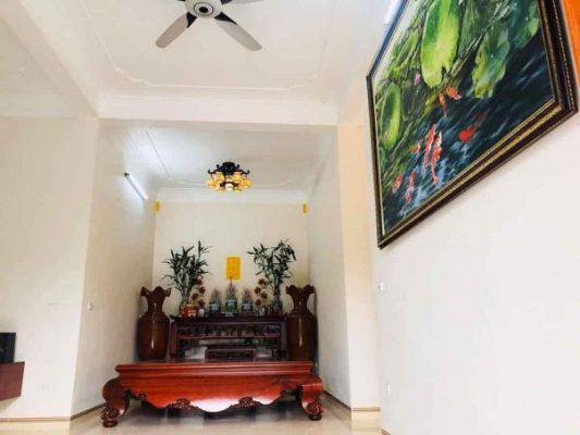 Công trình thiết kế thi công nhà cấp 4 ba gian chị Quỳnh Lập Thạch Vĩnh Phúc