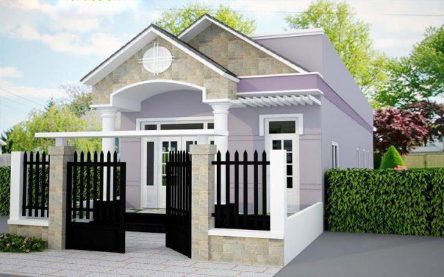 Quy trình thiết kế kiến trúc nhà cấp 4 chuẩn