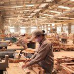 Xưởng sản xuất đồ gỗ nội thất tại Vĩnh Phúc